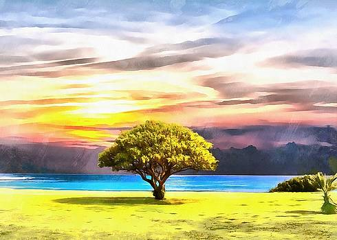 Tree of Life by Harry Warrick