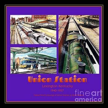 Union Station by David Neace