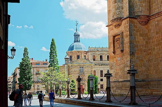 University of Salamanca by Sally Weigand