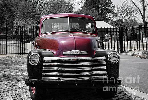 Dale Powell - Vintage Chevrolet - Pickup Truck