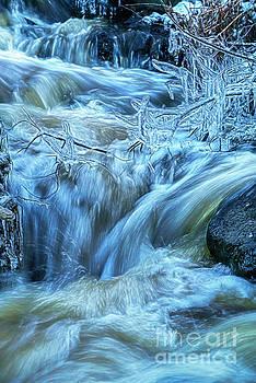 Water and Ice 2 by Veikko Suikkanen