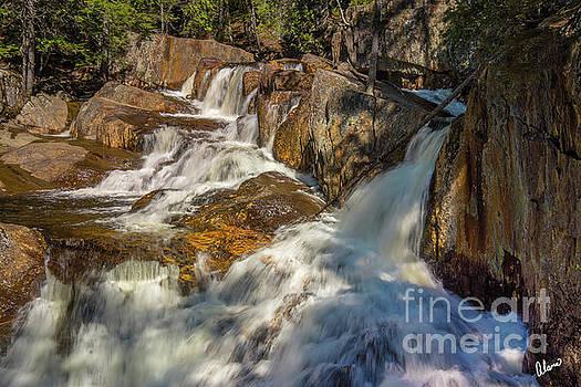 Waterfall by Alana Ranney