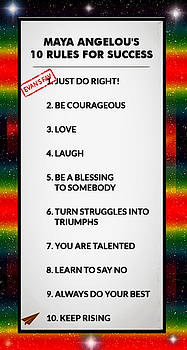 10 Rules for Success by Mario Carini