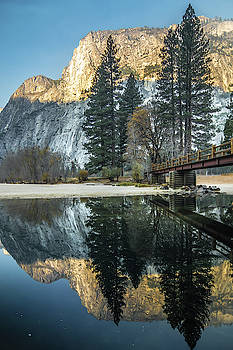 View of El Capitan in Yosemite National Park by Alex Grichenko