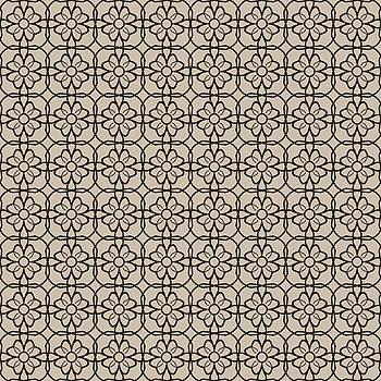 Flower Pattern by Jared Davies