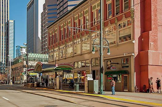 16th and California - Denver, CO by John Bartelt