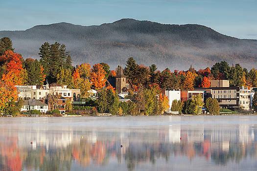 USA, New York, Adirondack Mountains by Walter Bibikow