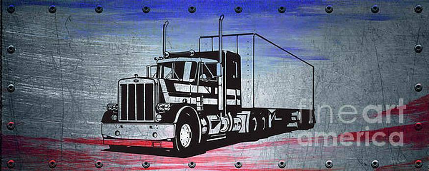 18 Wheeler by Billy Knight