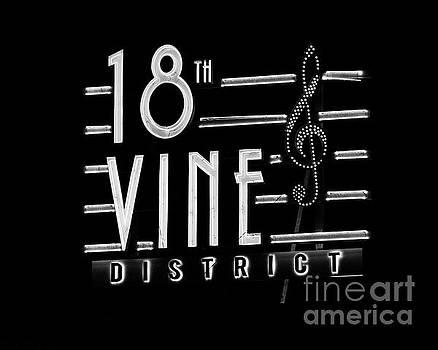 18th and Vine Kansas City by Terri Morris