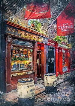 Dublin art by Justyna JBJart