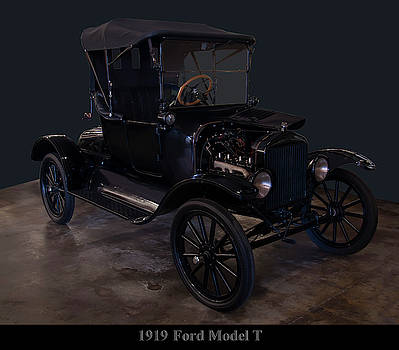 1919 Ford Model T by Chris Flees