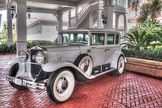 1929 Cadillac by Randy Dyer
