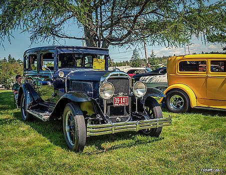 1929 McLaughlin-Buick by Ken Morris