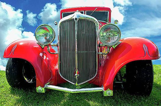 1932 Chrysler V-8 Business Coupe by John Bartelt