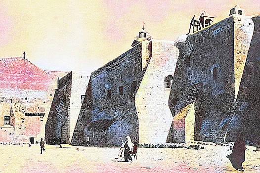 1933 Nativity Church by Munir Alawi
