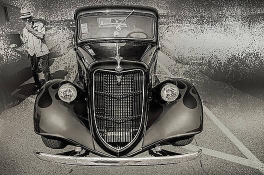 1936 Ford Pickup V-8 Street Rod by John Bartelt