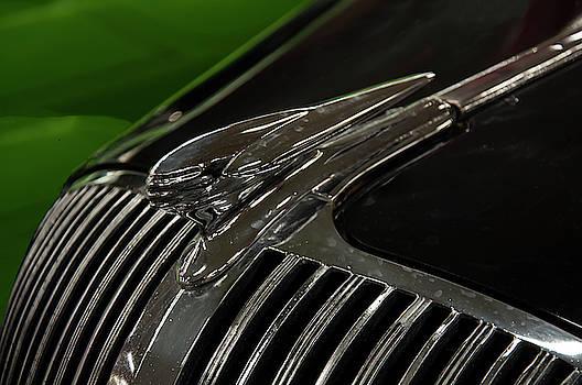 Chris Flees - 1936 Oldsmobile Hood Ornament