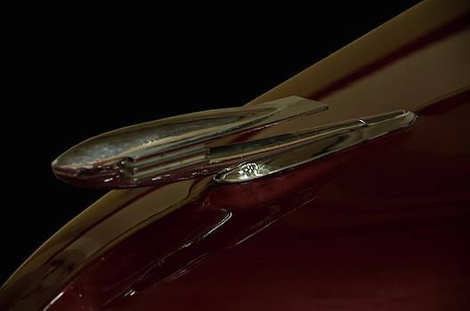 Chris Flees - 1940 Cadillac Lasalle Hood ornament
