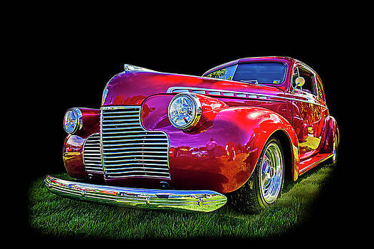 1940 Chevrolet 2-Door Sedan Street Rod by John Bartelt