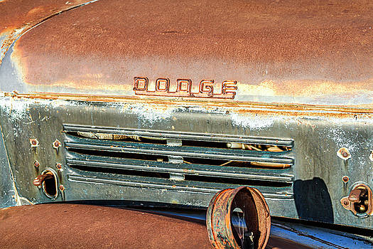 1940 Dodge Truck by Gene Parks