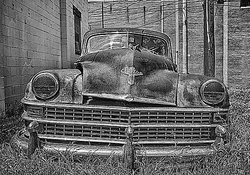 1946-1948 Chrysler Windsor in Oklahoma City, OK by Peter Ciro