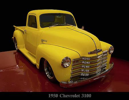 1950 Chevrolet 3100 by Chris Flees