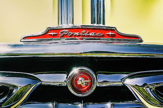1953 Pontiac Grille by Scott Norris