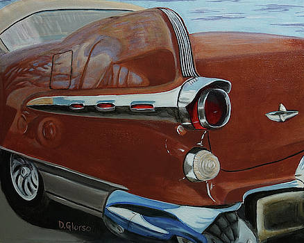 1956 Pontiac Reflections by Dean Glorso