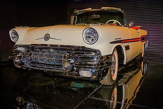 1957 Pontiac Star Chief Custom Bonneville by John Bartelt