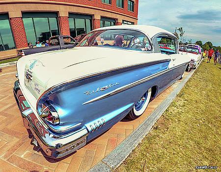 1958 Chevy Bel Air by Ken Morris