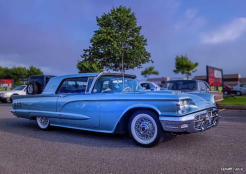 1960 Ford Thunderbird by Ken Morris