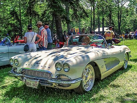 1961 Chevrolet Corvette 002 by Ken Morris