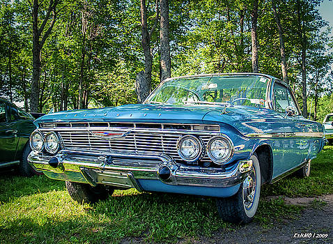 1961 Chevrolet Impala 2 door hard top by Ken Morris