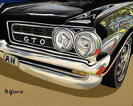 1964 Gto by Dean Glorso