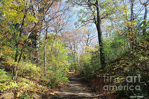 Autumnal by Elfriede Fulda