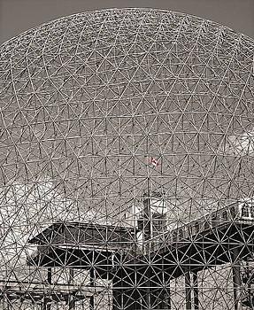 Biosphere Montreal by Juergen Weiss