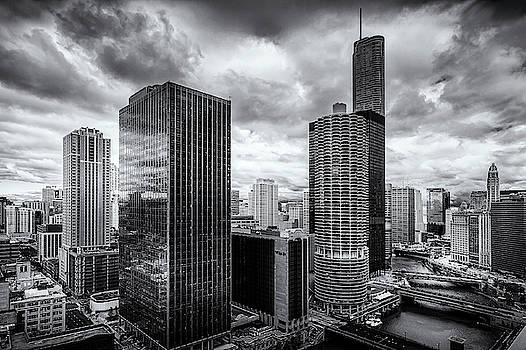 Chicago View by Andrew Soundarajan