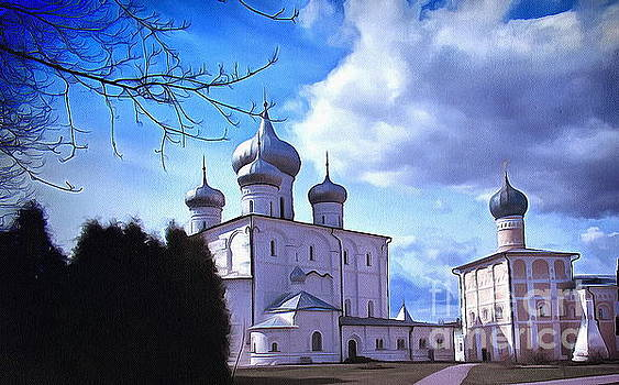 Churches, Russia, Religion, by Yury Bashkin