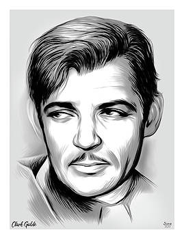 Greg Joens - Clark Gable