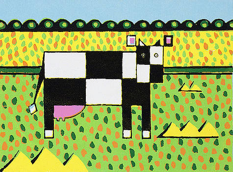 Cow Squared by Bruce Bodden