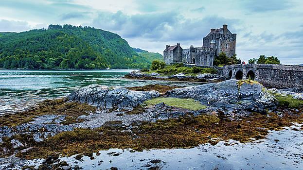 Eilean Donan Castle by Fabio Gomes Freitas