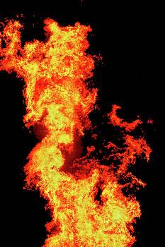 Fire by David Stasiak
