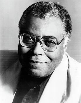 James Earl Jones Portrait by Afro Newspaper/gado