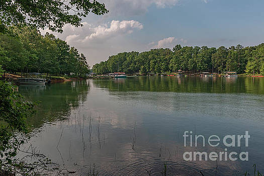 Lake Hartwell - Memories by Dale Powell