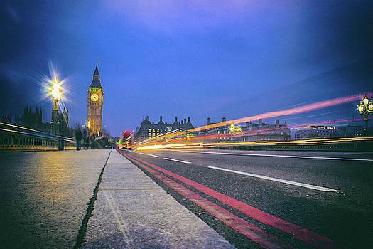 Light Speed by Martin Newman