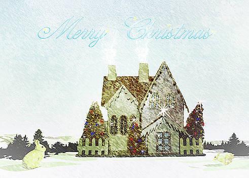 Merry Christmas 3 by Leticia Latocki
