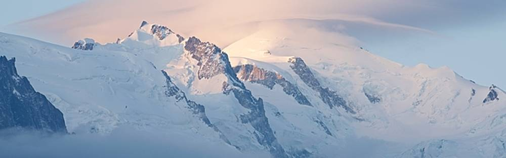 Mont Blanc by Stephen Taylor