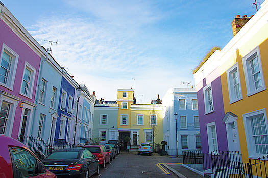 Notting Hill by Martin Newman