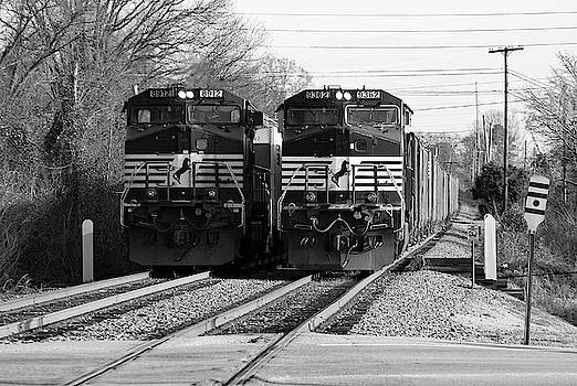 2 Ns Bw by Joseph C Hinson Photography