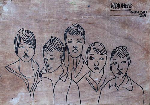 Radiohead by Gloria Ssali